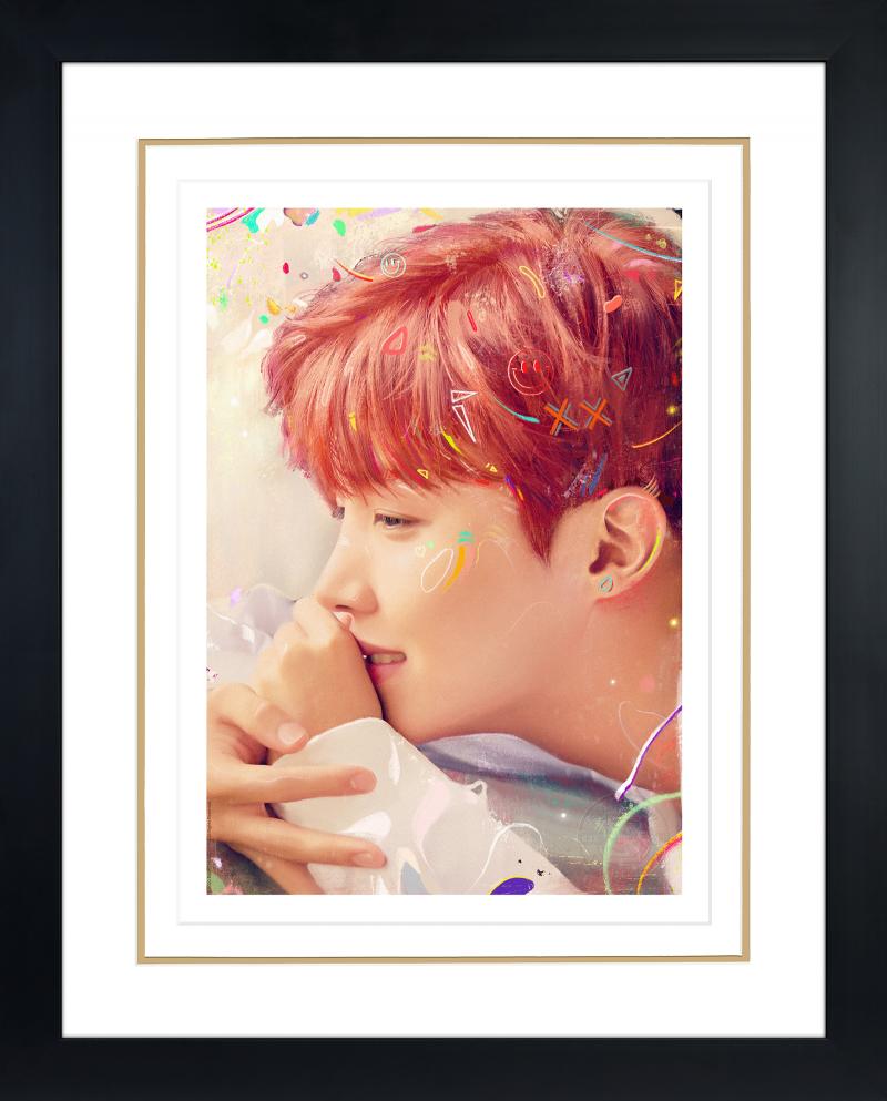 Love Yourself: j-hope Art Print -