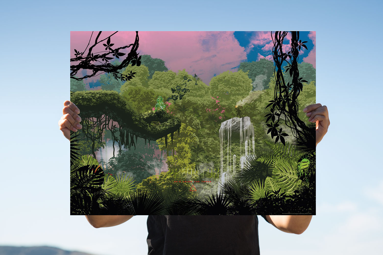 If It Bleeds... Art Print feature image