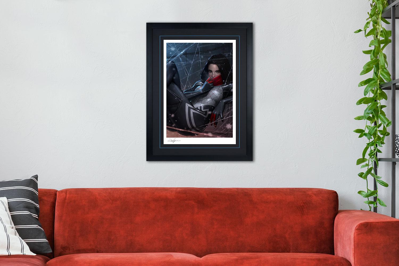 Silk Art Print feature image