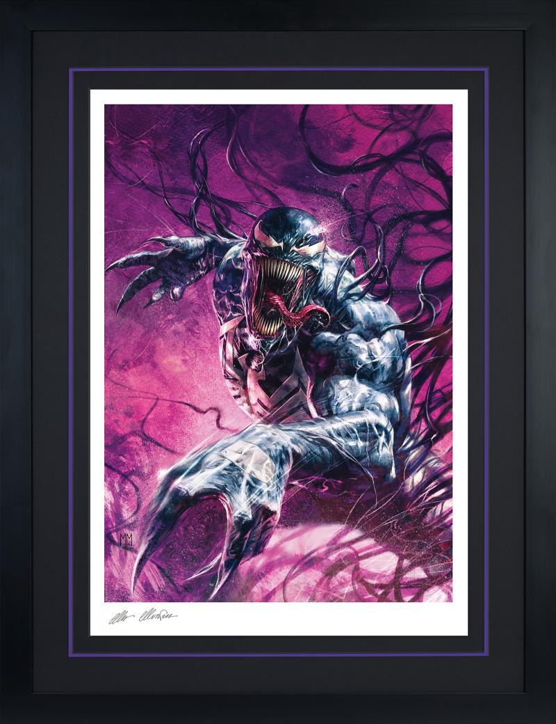 Venom #35 200th Issue Anniversary Art Print -