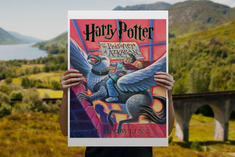 Harry Potter and the Prisoner of Azkaban Art Print feature image