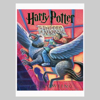 Harry Potter and the Prisoner of Azkaban Art Print