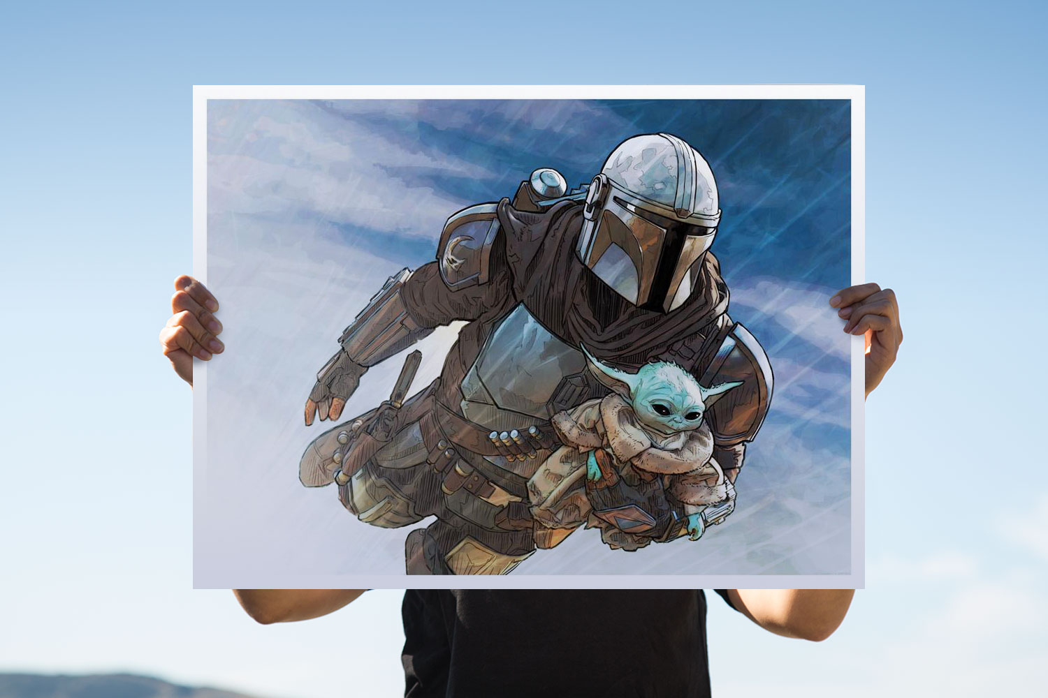 Together Art Print feature image