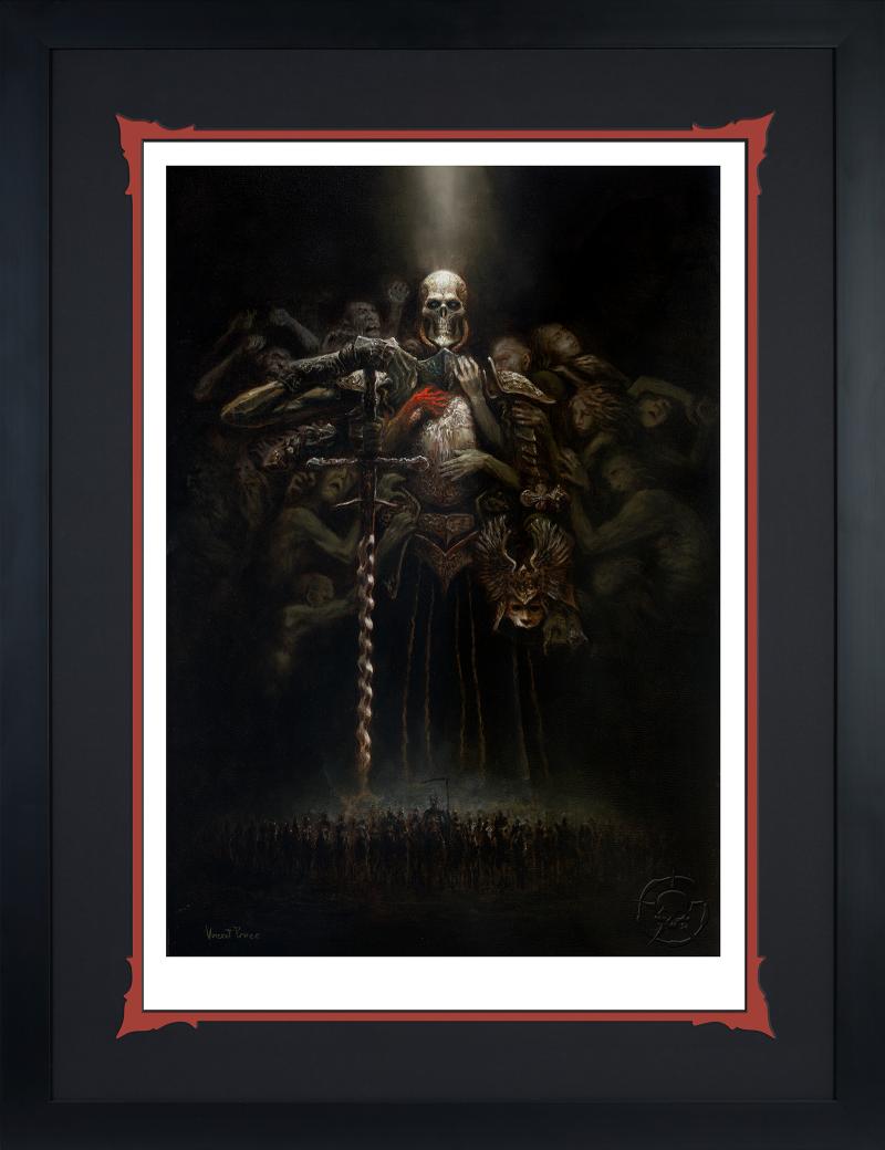 Rise of the Reaper General Art Print -