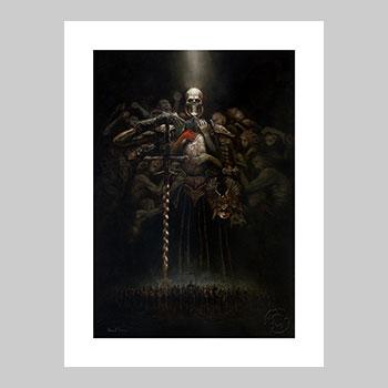 Rise of the Reaper General Art Print