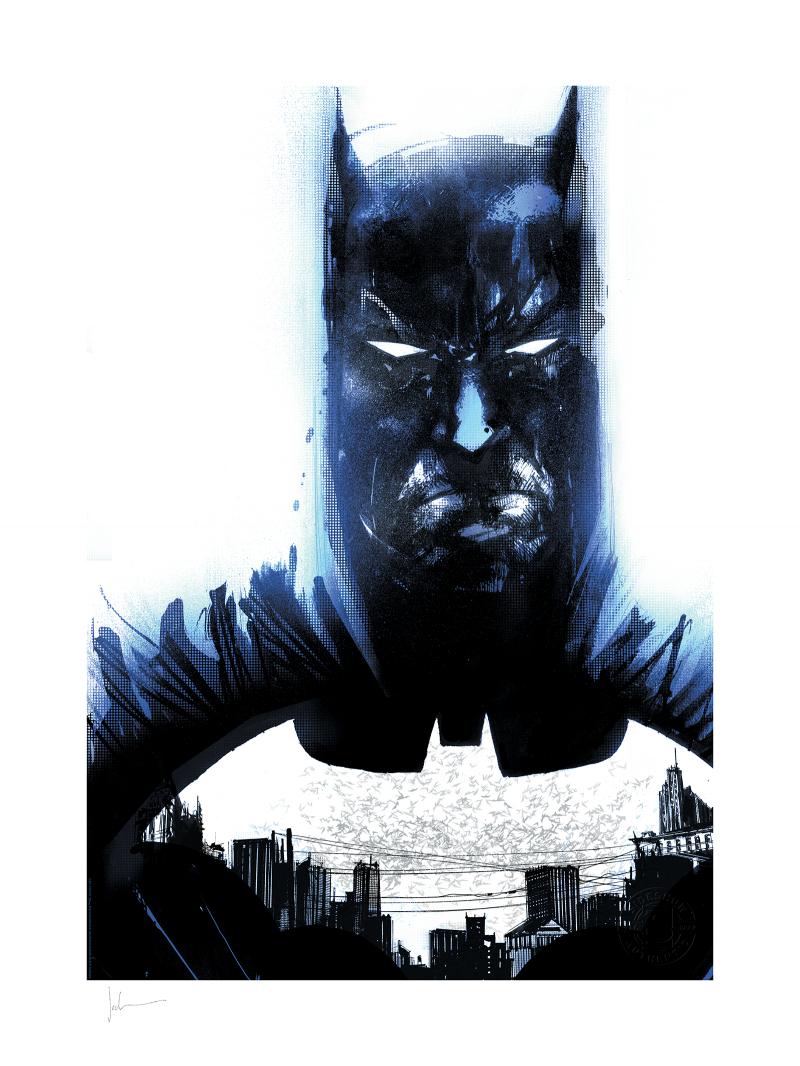 Batman Zero Year #21 Art Print -
