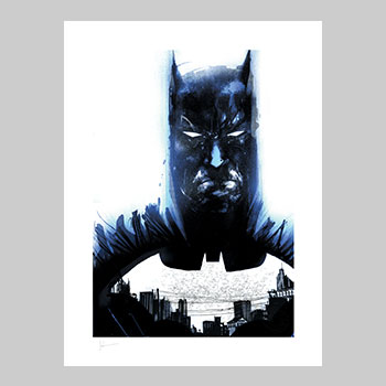 Batman Zero Year #21 Art Print