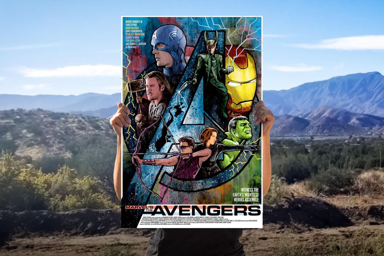 We'll Avenge It Art Print feature image