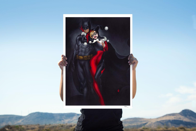 To Tease A Bat Art Print feature image
