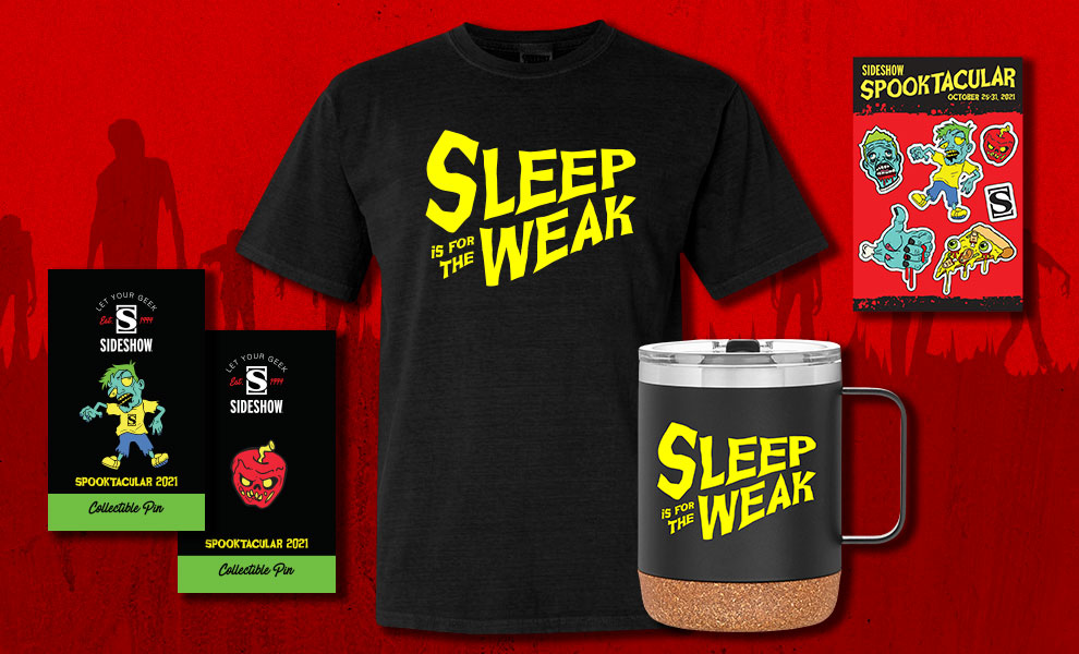 Gallery Feature Image of Spooktacular Survival Kit 2021 Apparel - Click to open image gallery