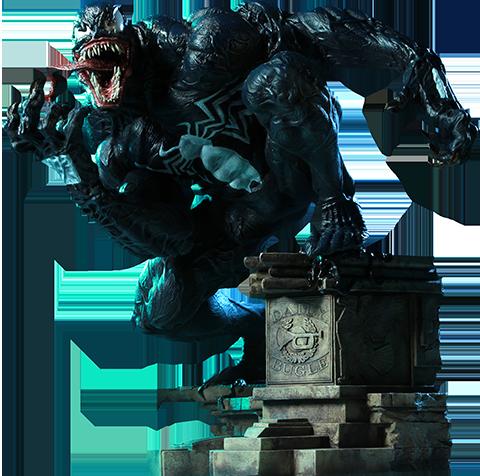 Sideshow Collectibles Venom Polystone Statue