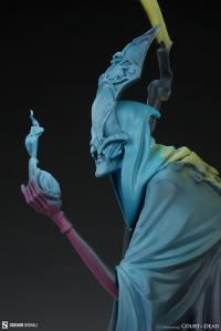Gallery Image of Death: The Curious Shepherd Statue