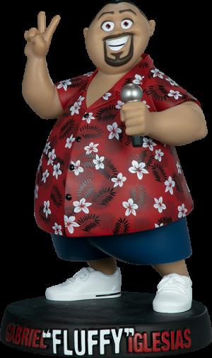 """Gabriel """"Fluffy"""" Iglesias Designer Collectible Toy"""