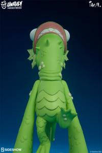 Gallery Image of Fish Face Designer Collectible Toy