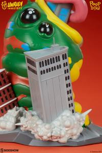Gallery Image of Wrath of Wormzilla! Designer Collectible Toy