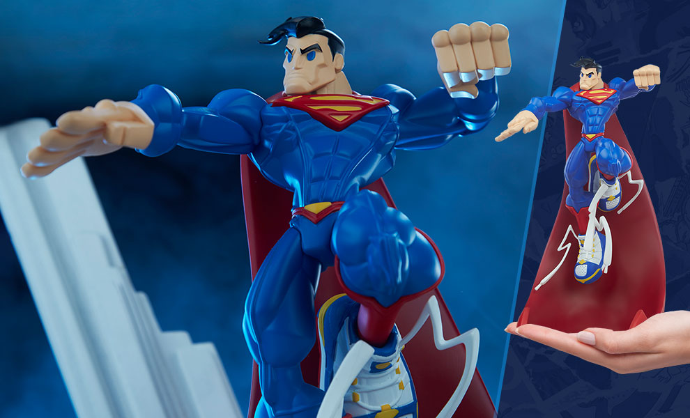 Gallery Feature Image of Superman Designer Collectible Toy - Click to open image gallery