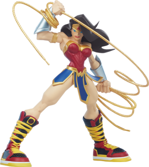 Wonder Woman Designer Collectible Toy
