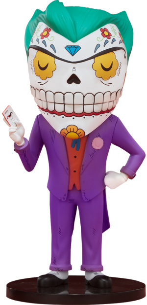 The Joker Calavera Designer Collectible Toy