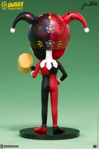 Gallery Image of Harley Quinn Calavera Designer Collectible Toy