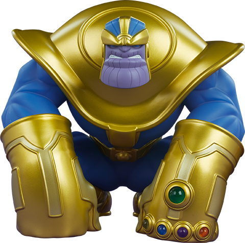 Unruly Industries(TM) The Mad Titan Designer Toy