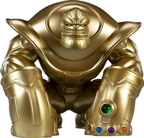 Sideshow Collectibles The Mad Titan Gold Edition Designer Collectible Toy