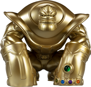 The Mad Titan Gold Edition Designer Collectible Toy