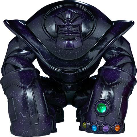Unruly Industries(TM) The Mad Titan (Galaxy Edition) Designer Collectible Toy