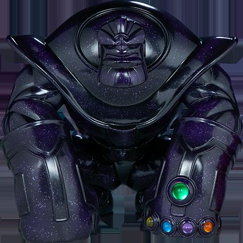 Unruly Industries(TM) The Mad Titan (Galaxy Edition) Designer Toy