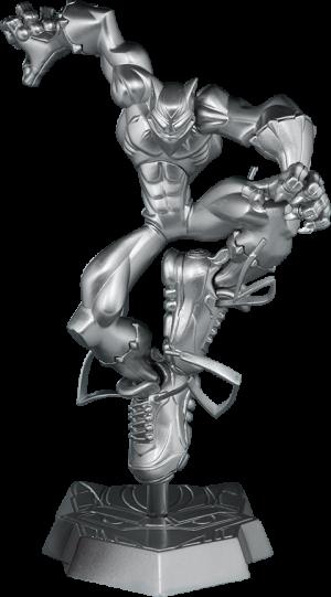 T'Challa (Vibranium Edition) Designer Collectible Toy