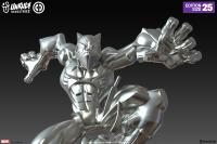 Gallery Image of T'Challa Giant-Sized (Silver Edition) Designer Collectible Toy