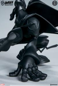 Gallery Image of Miles (Matte Black Version) Designer Collectible Toy