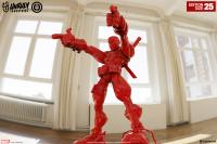 Gallery Image of Wade Giant-Sized (Gloss Red Edition) Designer Collectible Toy