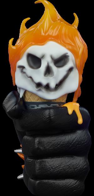 Ghost Rider: One Scoops Designer Toy