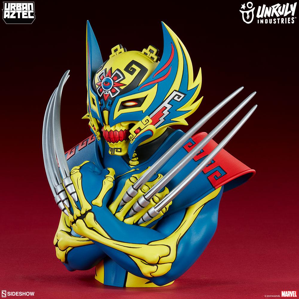 Marvel Wolverine Designer Toy