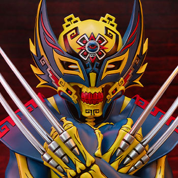 Wolverine Designer Collectible Toy