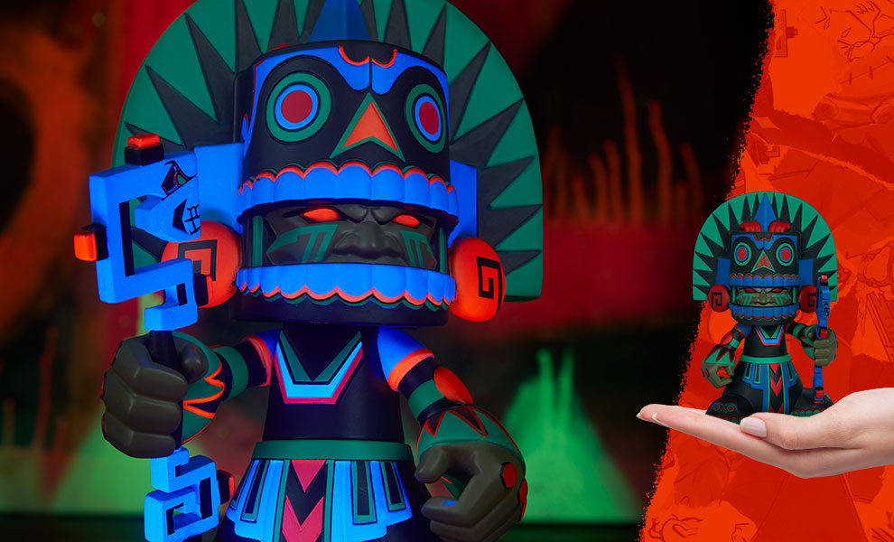 Gallery Feature Image of Mictlan 'Unruly Variant' Designer Collectible Toy - Click to open image gallery