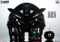 Gallery Image of Thanos (Infinity-Sized) Gloss Black Edition Designer Collectible Toy