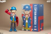 Gallery Image of Captain America Designer Collectible Toy