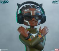 Gallery Image of Black Panther Designer Collectible Toy