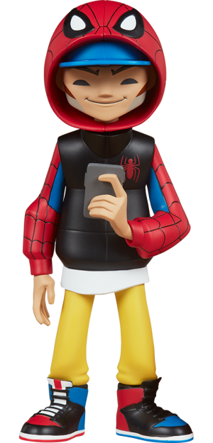 Spider-Man Designer Collectible Toy