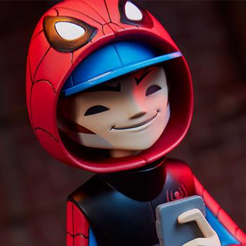 Spider-Man Designer Collectible Toy