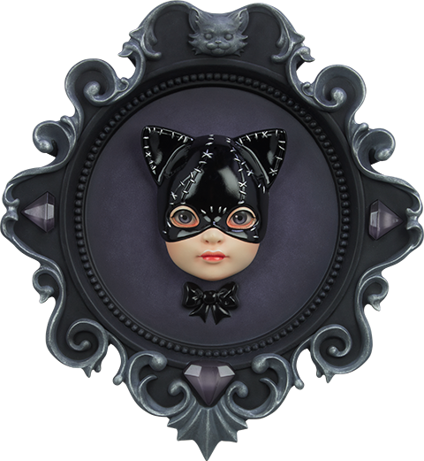 Atomic Misfit Catwoman Wall Hanging Miscellaneous Collectibles