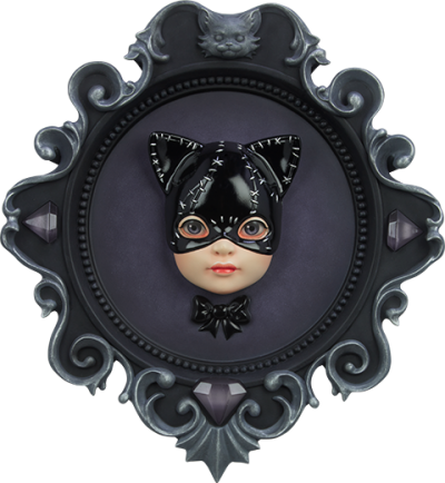 Catwoman Wall Hanging Miscellaneous Collectibles