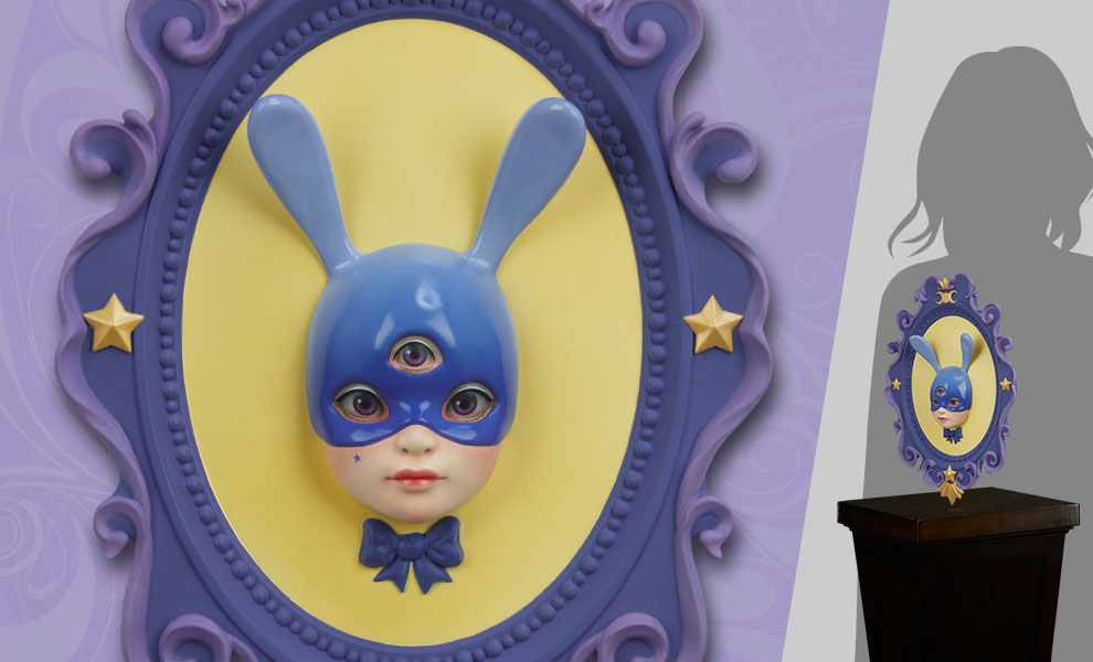 Gallery Feature Image of Mystic Bun Wall Hanging Miscellaneous Collectibles - Click to open image gallery