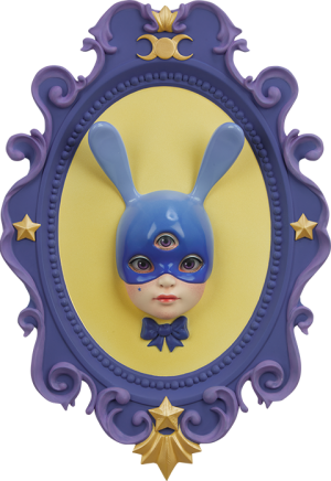 Mystic Bun Wall Hanging Miscellaneous Collectibles