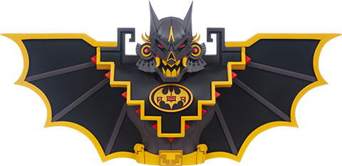 Unruly Industries(TM) Batman Designer Collectible Toy