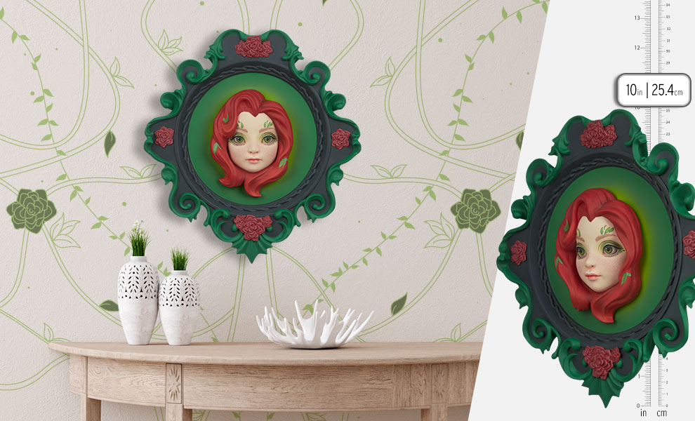 Gallery Feature Image of Poison Ivy Wall Hanging Miscellaneous Collectibles - Click to open image gallery