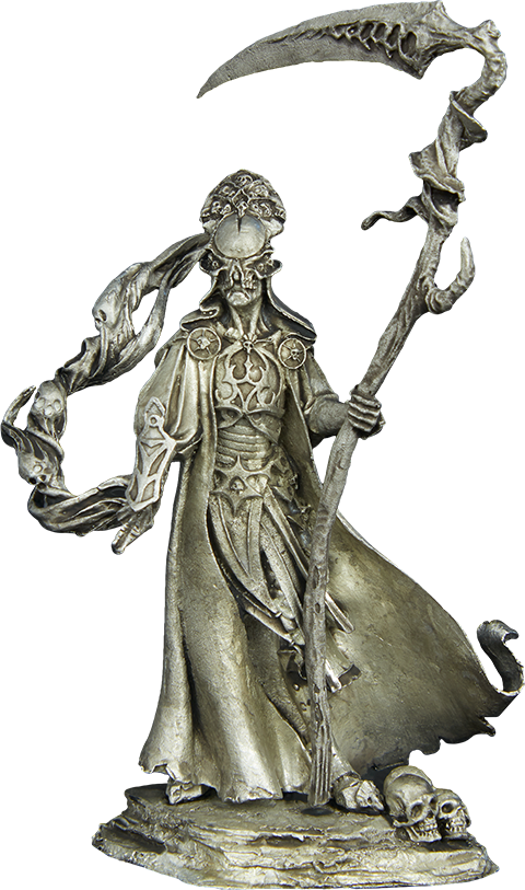 Sideshow Collectibles Death Miniature