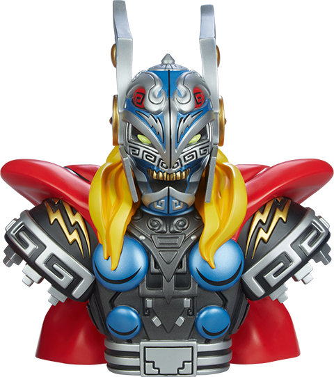 Unruly Industries(TM) Thor Designer Collectible Toy
