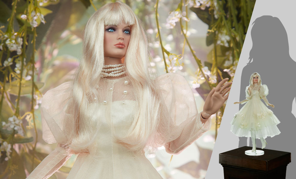 Gallery Feature Image of Romantic Notion Fashion Doll Collectible Doll - Click to open image gallery